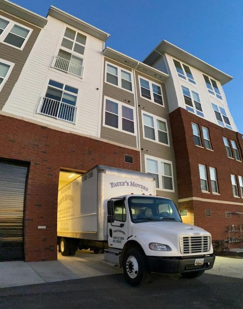 Paulys Movers Towson MD