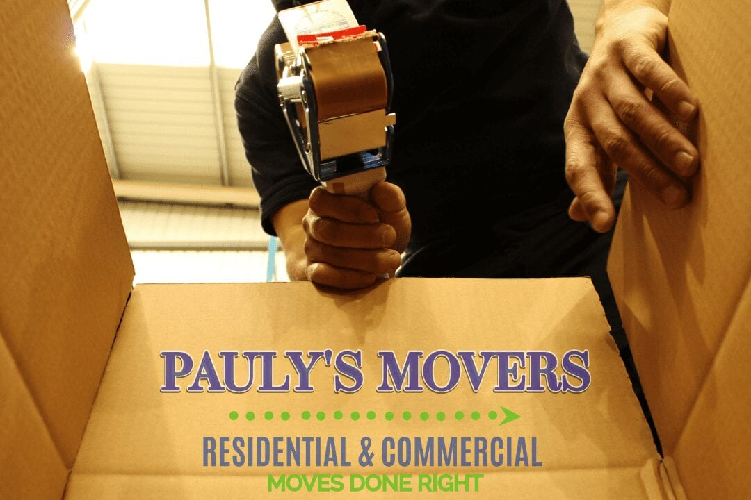 Packing Services Towson MD