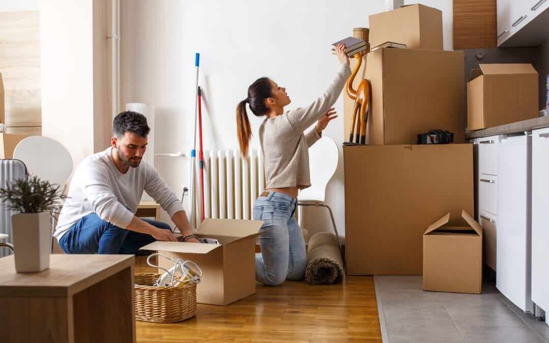 How Do I Make Packing For A Move Easier