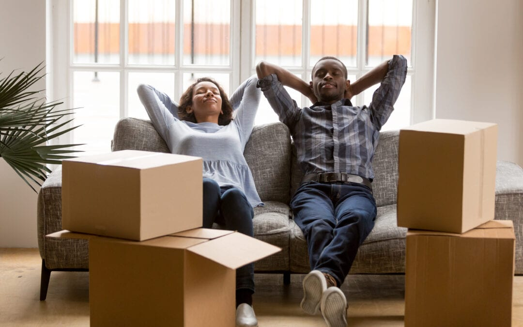 How To Make Moving Less Stressful