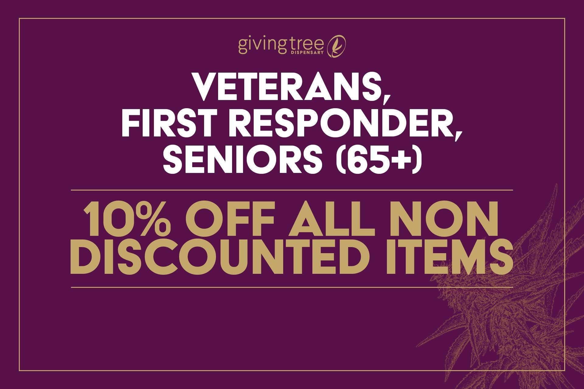 veteran dispensary discounts phoenix givingtreedispensary.com