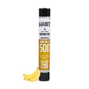 Delta 8 disposable vape pen banana
