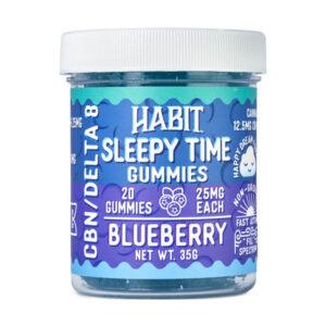New Delta 8 CBN Blueberry Gummies