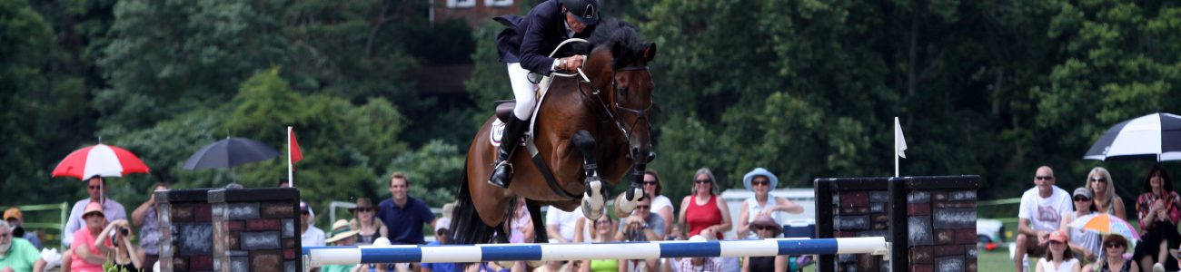 Cleveland Grand Prix: An American Show Jumping First