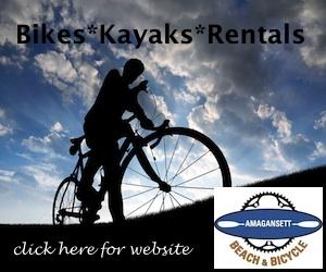 amagansett beach bike
