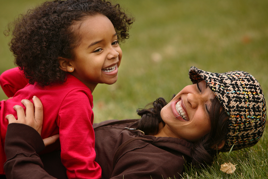 bigstock-Mother-And-Child-1213809