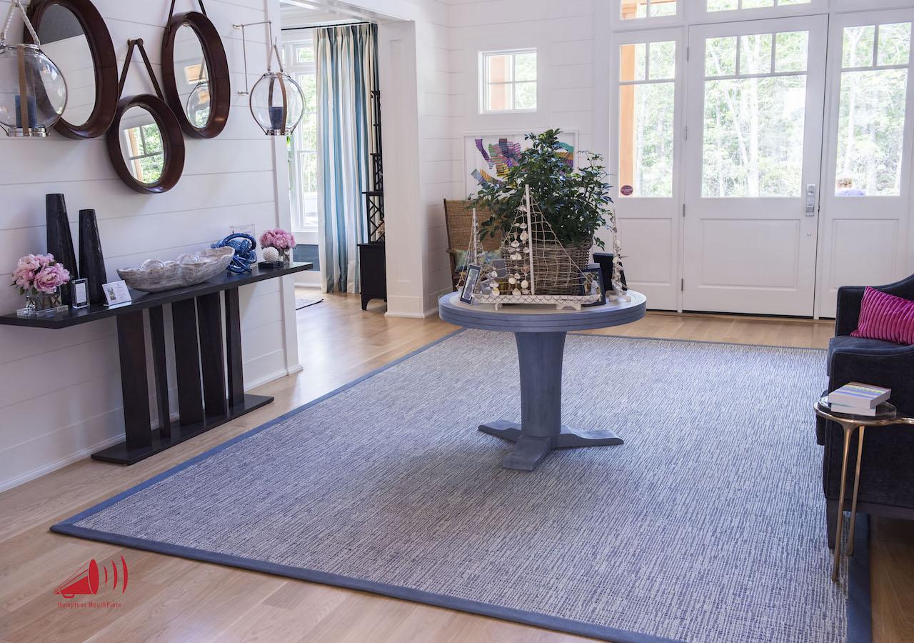 Designer: Elissa Grayer,  Carpet by Stanton Carpet