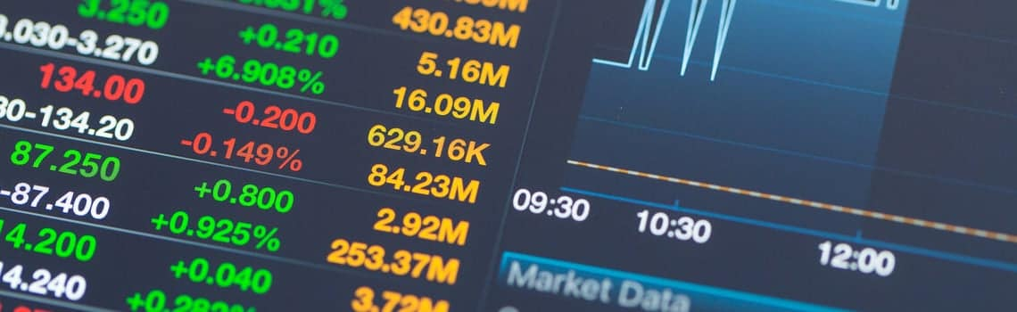 Tech Stocks to Watch with Numbers and Graphs Market Data