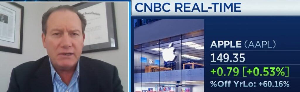 Apple Stock Earnings Interview CNBC