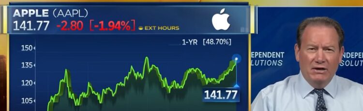 rotation out of tech stocks interview