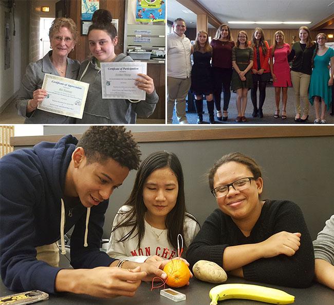 Students of the TASC Program