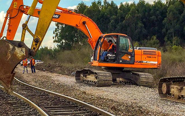 Reconstrucción Línea Urquiza