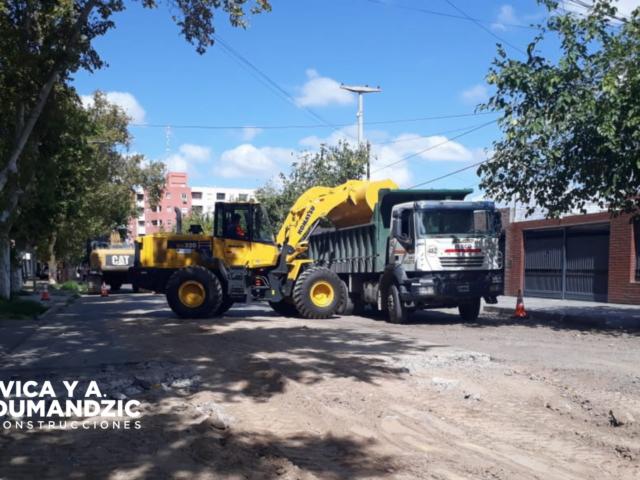 Rehabilitación Urbana Calle Urquiza
