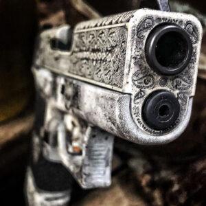 Savage Customs Laser Engraving