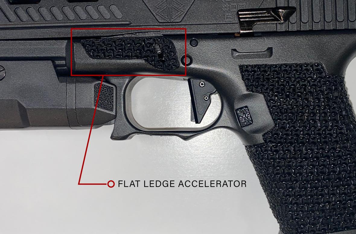 Savage Customs Flat Ledge Accelerator