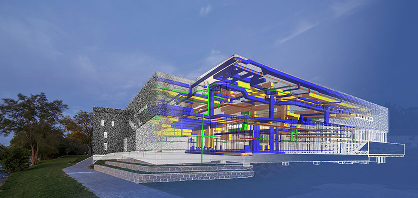 Visualizing Construction Projects With 4D Modeling Application