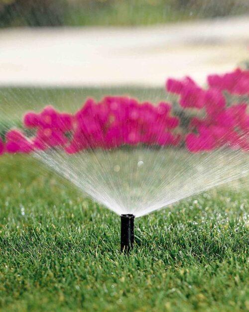 irrigation jet