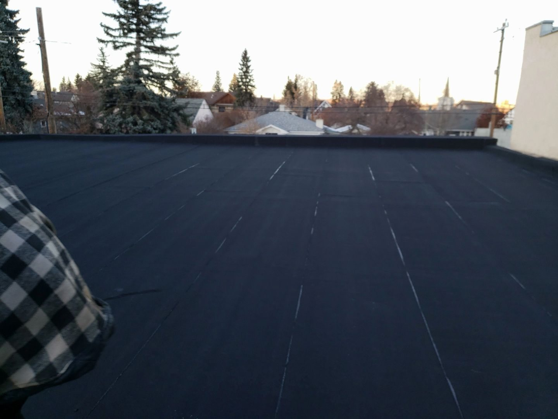 Flat Roofing B.C.