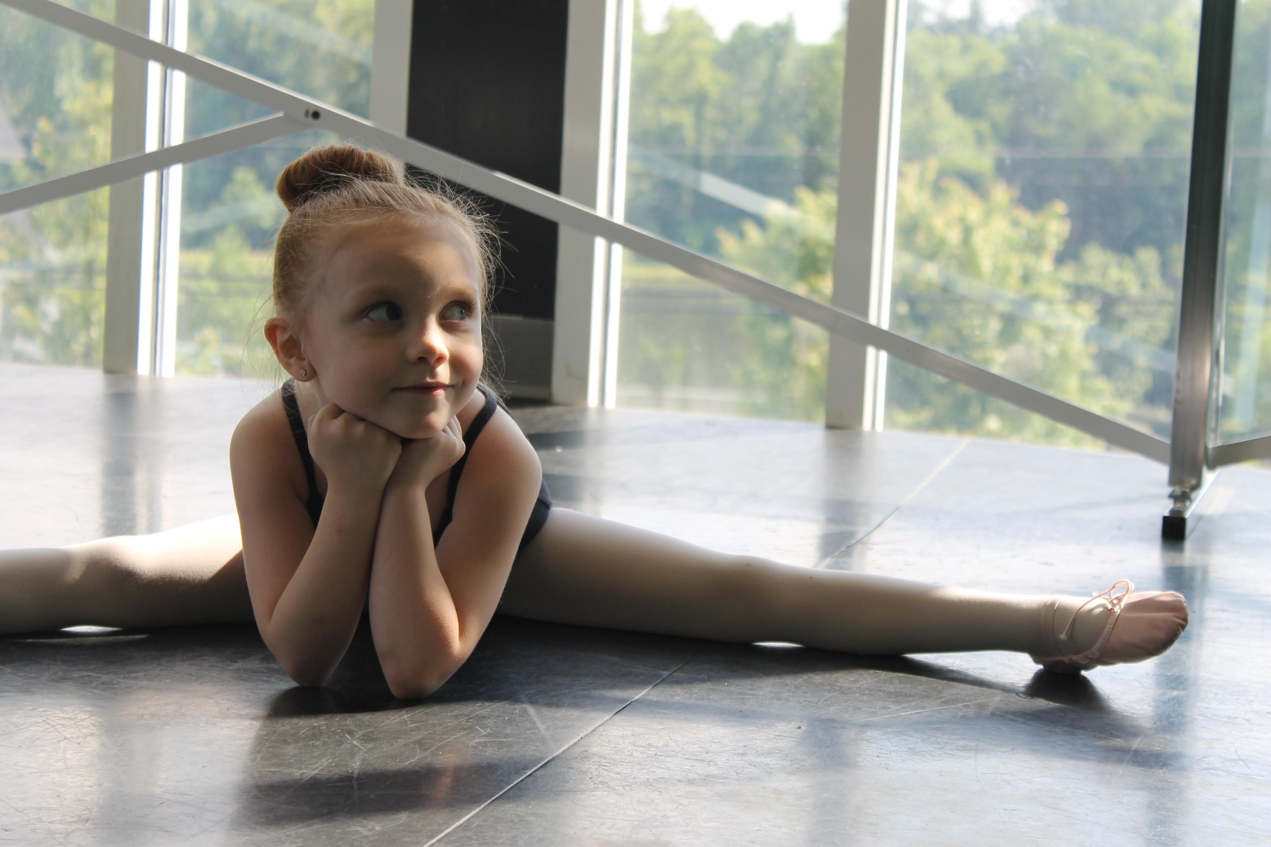 Ballet Class Stretching