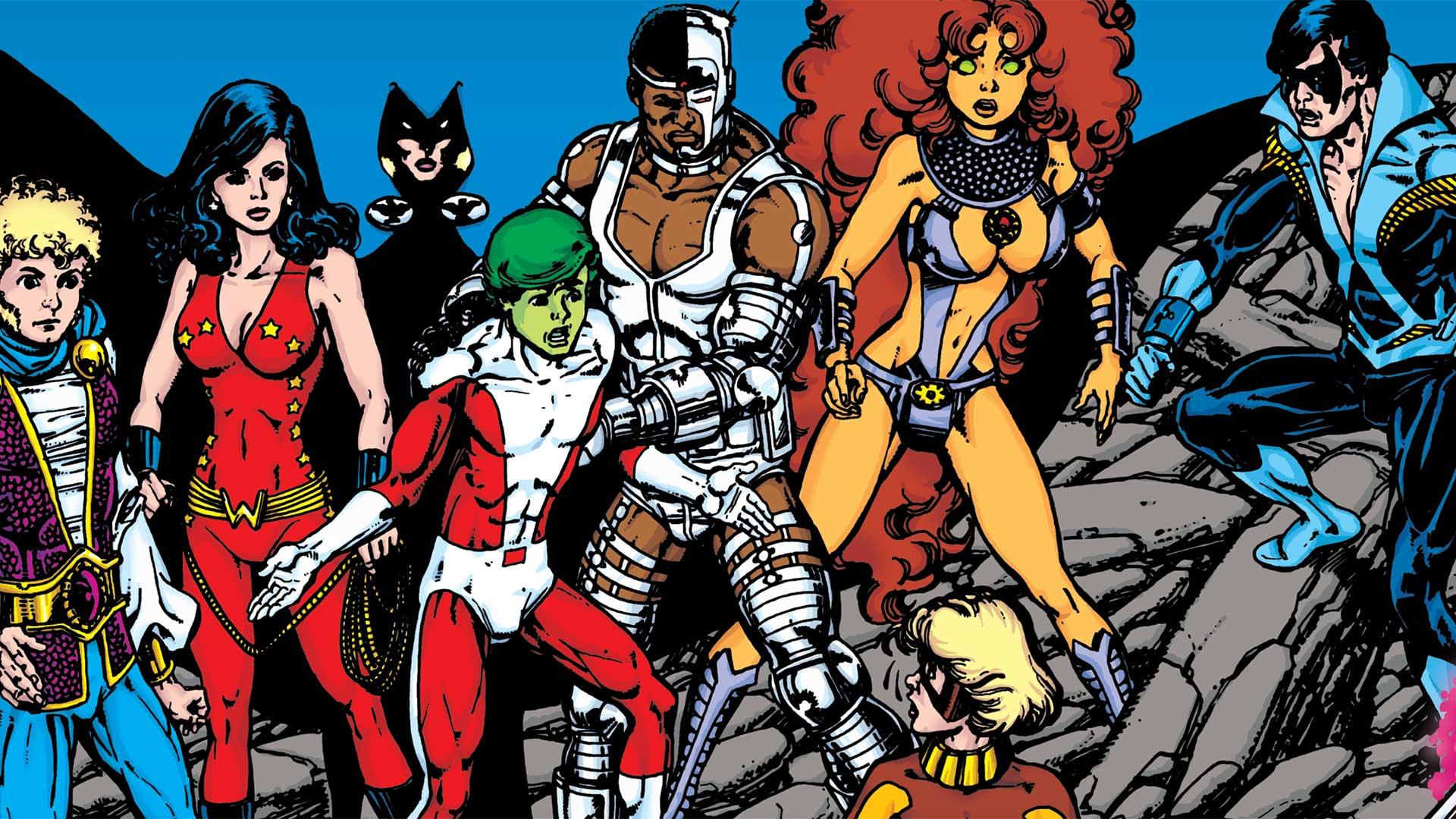 Teen Titans Podcast TV Titans