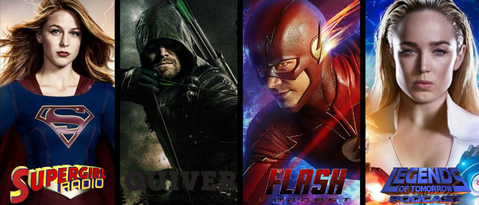 DCTV Podcast Crossover