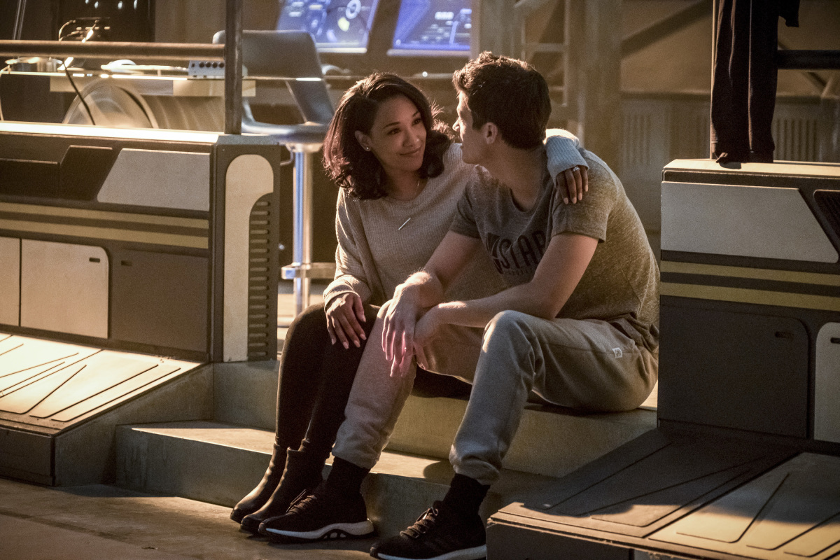 The Flash Promotional Images