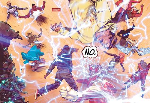 Heroes In Crisis 8 panel
