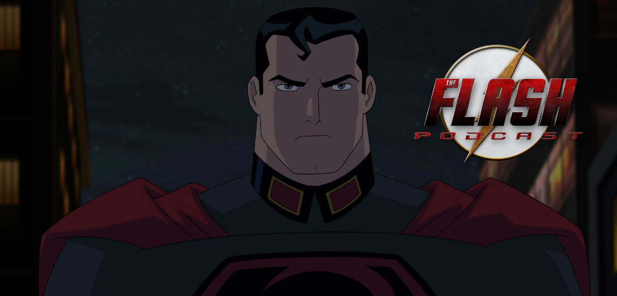 The-Flash-Podcast-Superman-Red-Son-Interviews