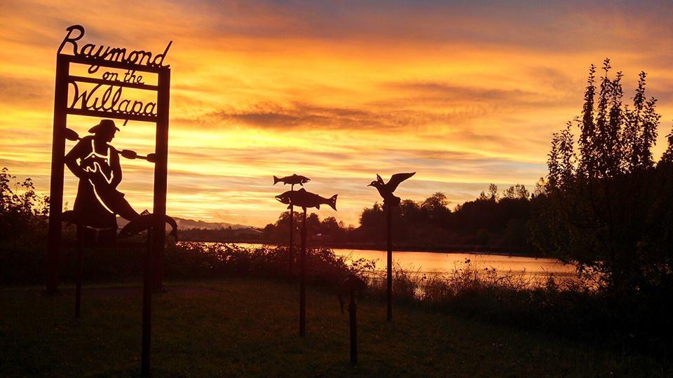 sunset willapa - Copy