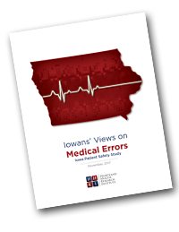 Iowans' Views on Medical Errors