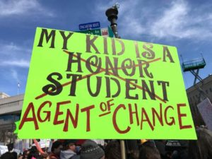 March for our Lives poster