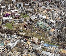 Disaster Monitoring