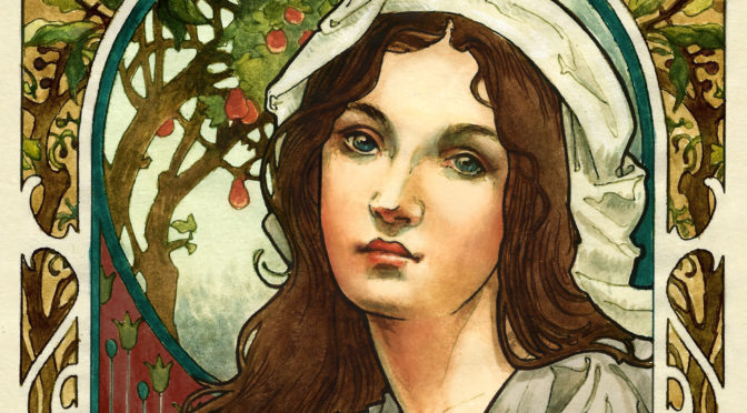 Does Eve Still Like Apples? A Conversation with Eve, Our First Mother