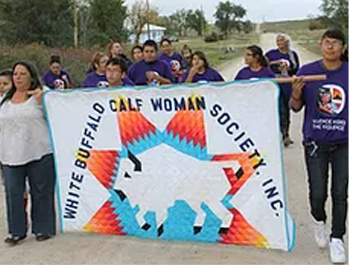 White Buffalo Calf Women's Society