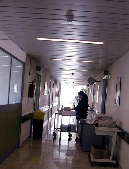 New Jersey Nursing Home Corridor
