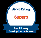Avvo superb rating to attorney nursing home neglect and abuse