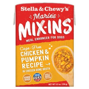S&C Marie's Mix Ins - Cage Free Chicken & Pumpkin Recipe