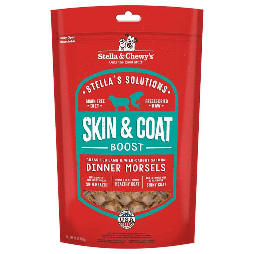 Stella's Solutions - Skin & Coat Lamb Salmon Recipe