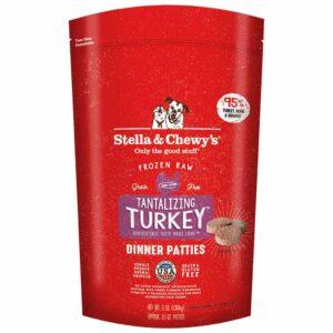 S&C Tantalizing Turkey Dinner 3LB