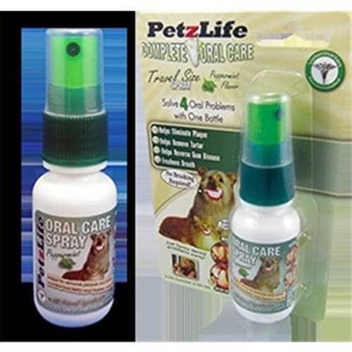 PetzLife Oral Care Travel Spray, 1 oz. 1
