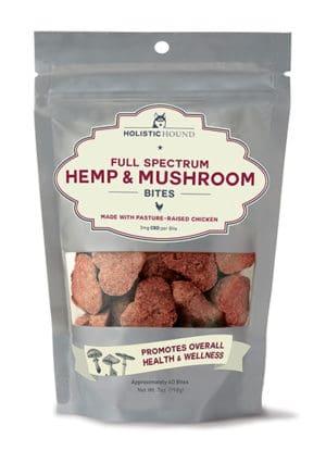 HH 3mg CBD Chicken Dog Bites 0.7oz Trial Pack