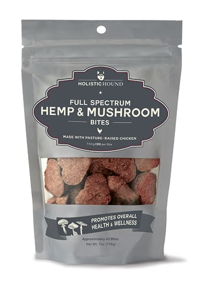 HH 7.5 mg CBD Chicken Dog Bites 7 OZ