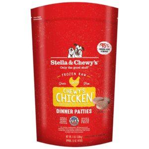 S&C Chicken Frozen 3#