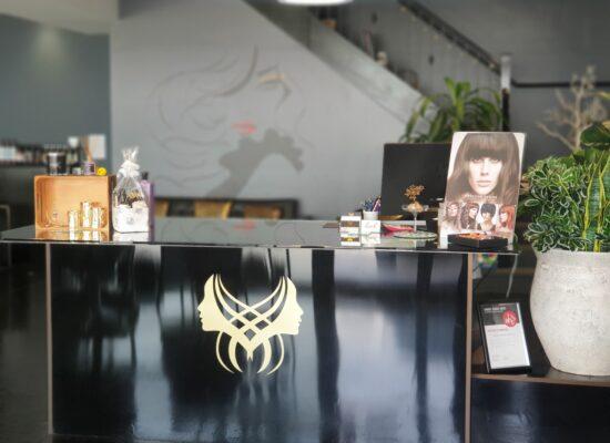 Beautiful Front Desk