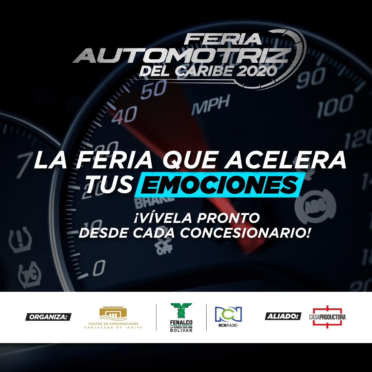SE ENCIENDEN LOS MOTORES EN LA 5TA VERSIÓN DE LA FERIA AUTOMOTRIZ DEL CARIBE 2020