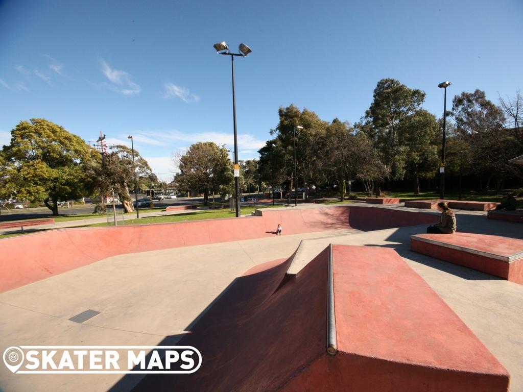 Croydon Skatepark Vic