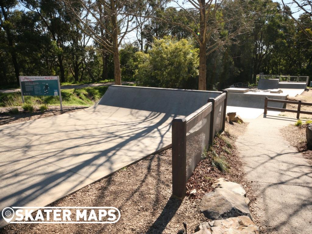 Mount Evelyn Skatepark