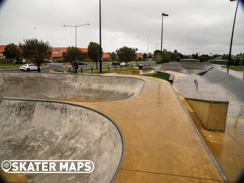 Taylors Hill Skatepark, Taylors Hill Melbourne Vic Australia Skateparks