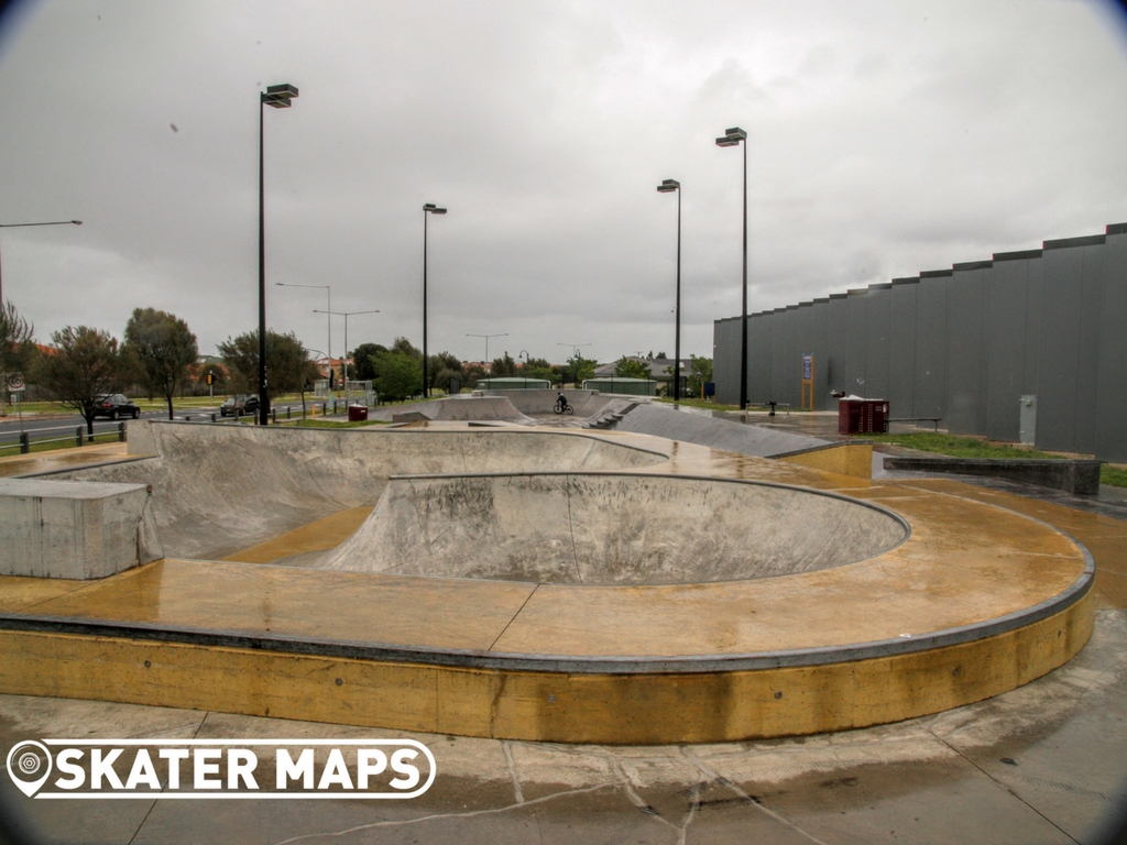 Taylors Hill Vic Skatepark