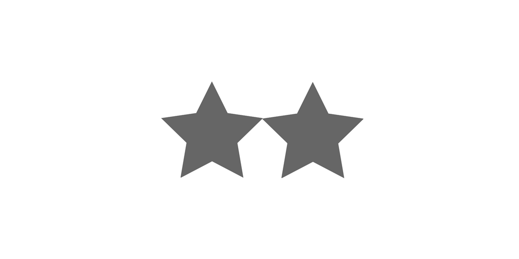 Two Star Skatepark Rating | Skater Maps